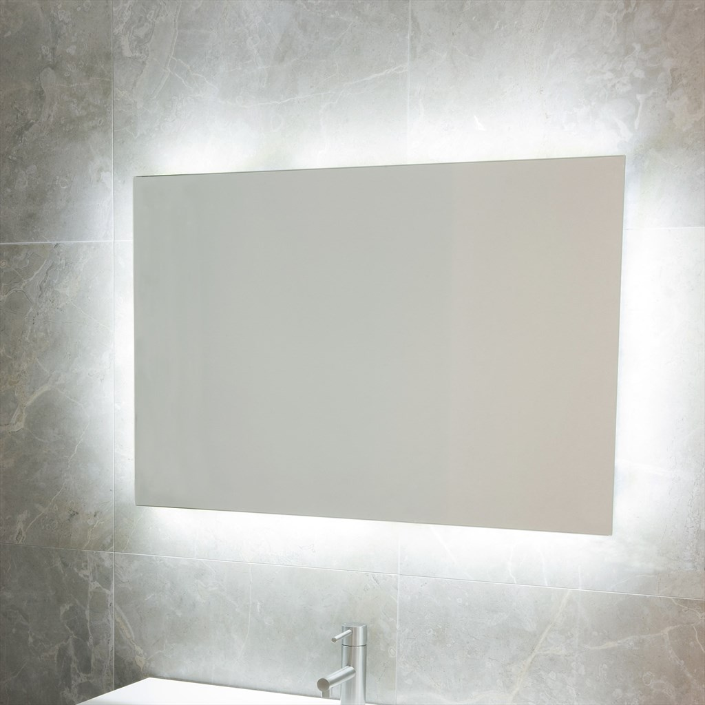 Lastest Backlit Bathroom Mirrors With Holographic Effect By Elia Felices