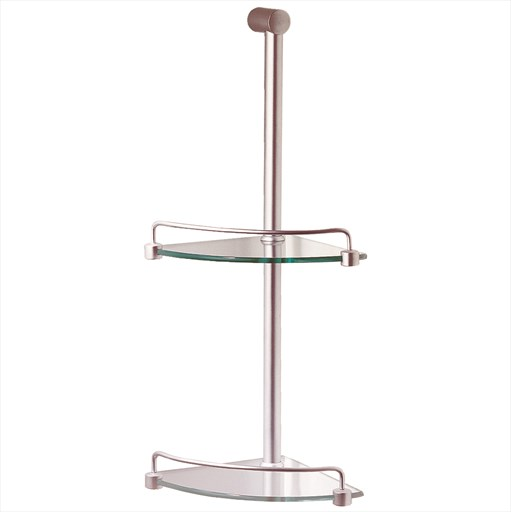 2 Tier Caddy Chrome | Tuggl