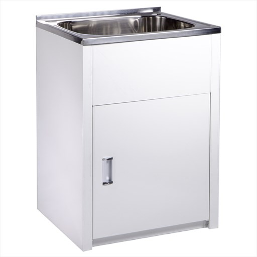 Laundry Trough : BT Goulburn Laundry Tub and Trough 45L R