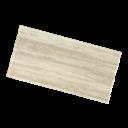 Traces Pearl Travertino GL-Porc Rect 297x597