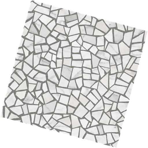 Terrazzo Marblo Light Grey Gl Porc Rec Beaumont Tiles